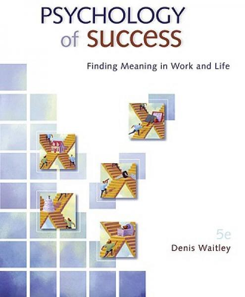 Psychology of Success: Finding Meaning in Work a