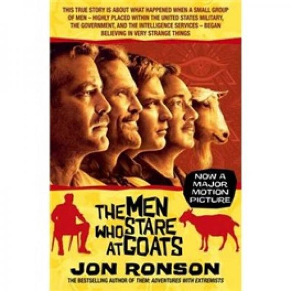 The Men Who Stare at Goats (film tie-in)  以眼杀人