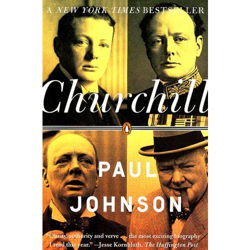 Churchill 丘吉尔传