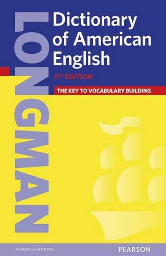 Longman Dictionary of American English (Hardcover) (5th Edition)