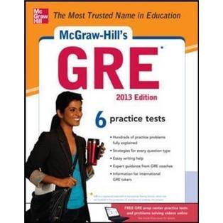 McGraw-HillsGRE,2013Edition