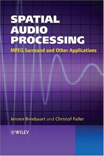 Spatial Audio Processing