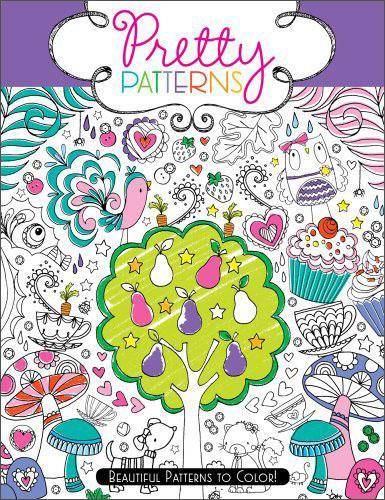 PrettyPatterns:BeautifulPatternstoColor!