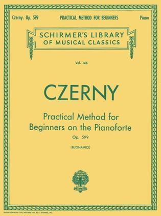 Practical Method for Beginners, Op. 599:Piano Technique