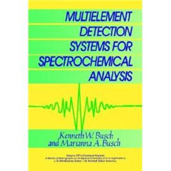 MULTIELEMENTDETECTIONSYSTEMSFORSPECTROCHEMICALANALYSIS