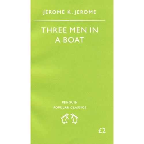 三人同舟 Three Men in a Boat