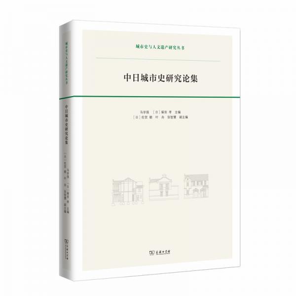 中日城市史研究论集(城市史与人文遗产研究丛书)