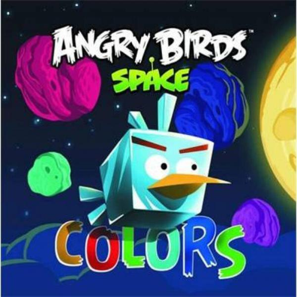 Angry Birds Space: Colors [Board Book]