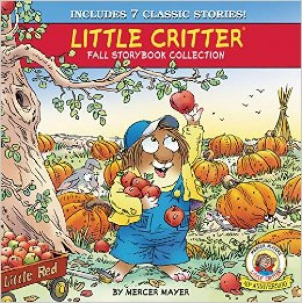 Little Critter Fall Storybook Collection  7 Clas