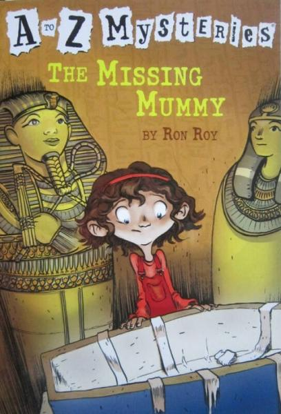The Missing Mummy[丢失的木乃伊]