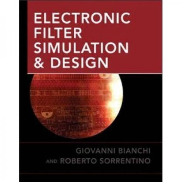 Electronic Filter Simulation & Design (Book & CD Rom)