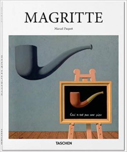 【Basic Art 2.0】MAGRITTE,马格里特
