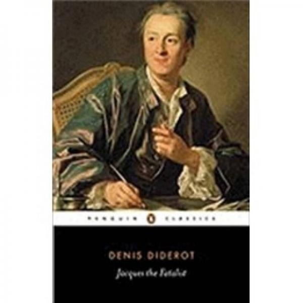 Jacques the Fatalist and His Master (Penguin Classics)
