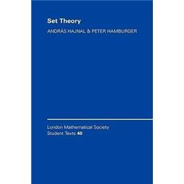 SetTheory(LondonMathematicalSocietyStudentTexts)