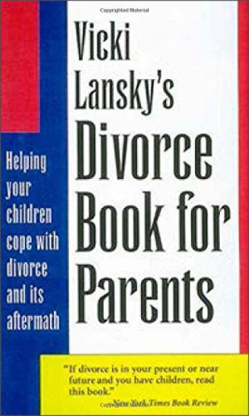 Vicki Lanskys Divorce Book for Parents  Helping