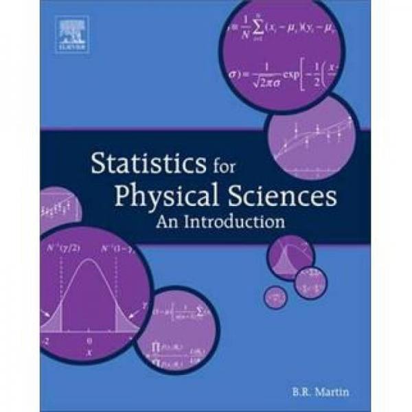 Statistics for Physical Sciences : An Introduction自然科学统计学:导论