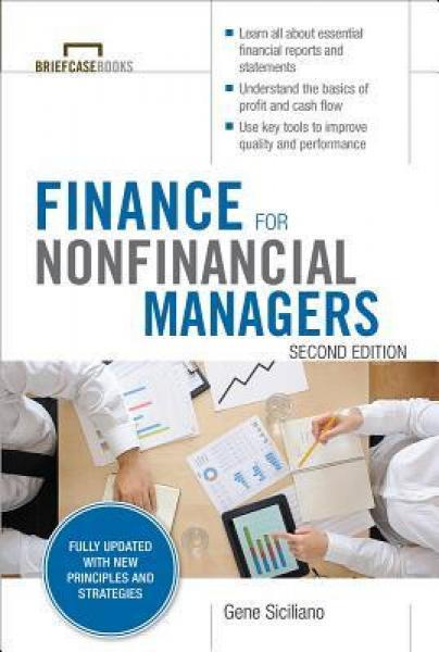 Finance For Nonfinancial Managers Secon