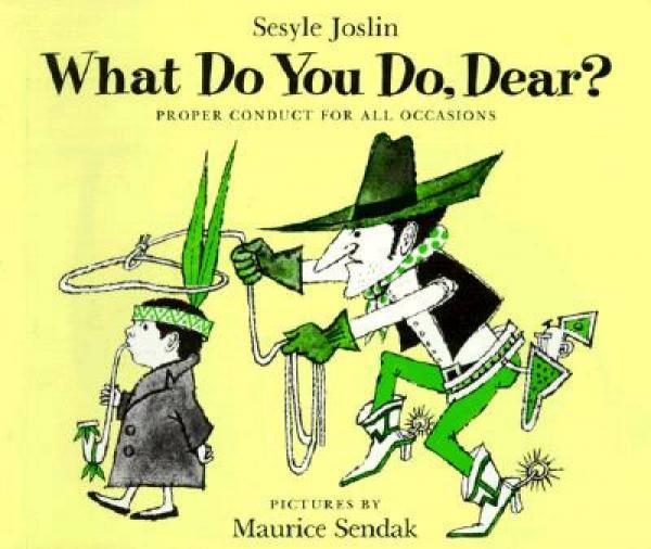 What Do You Do Dear?