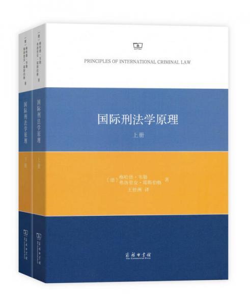 国际刑法学原理(套装全两册)