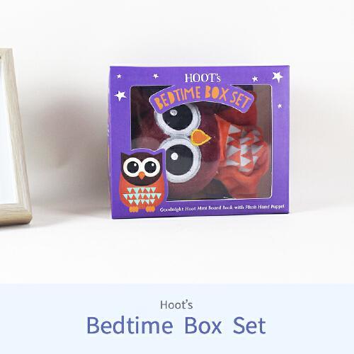 英文原版Hoots Bedtime Book Box Set