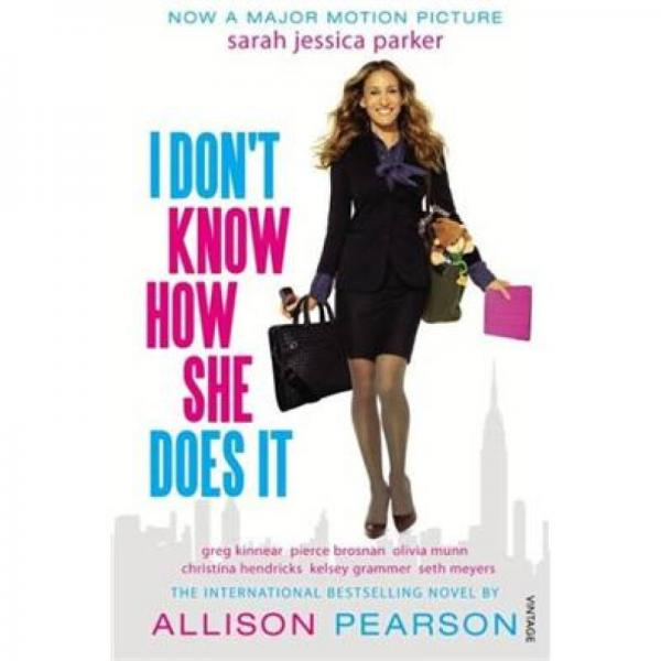 I Dont Know How She Does It: A Comedy about Failure, a Tragedy about Success