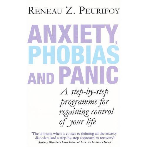 Anxiety, Phobias And Panic B