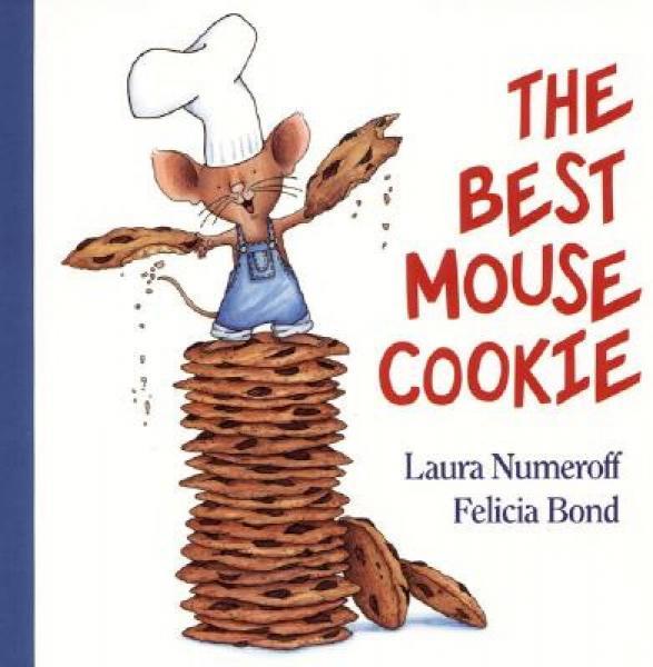 The Best Mouse CookieBoard Book最棒的老鼠饼干,纸板书