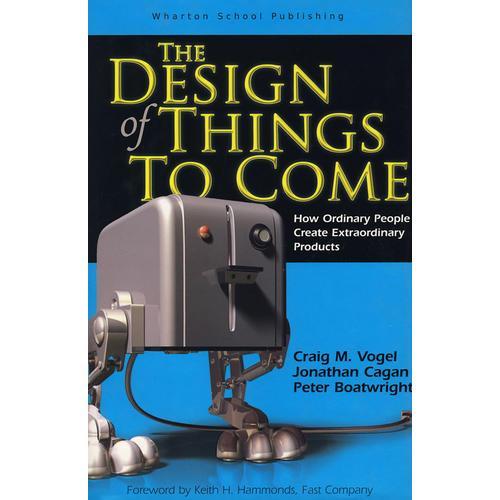 细节创新设计/The Design of Things to Come