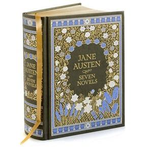 JaneAusten:SevenNovels(Barnes&NobleLeatherboundClassics)
