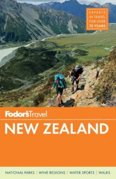 Fodors New Zealand