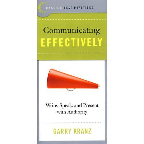 Communicating EFFECTIVELY有效沟通