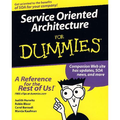 面向架构服务的傻瓜书 Service Oriented Architecture For Dummies
