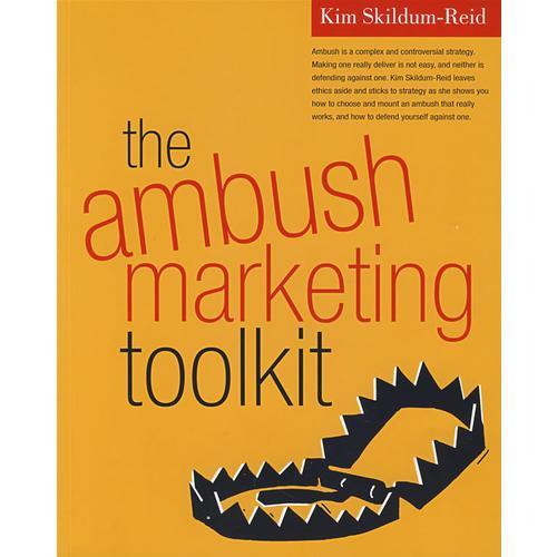 市场营销威力工具AMBUSH MARKETING TOOLKIT W/CD