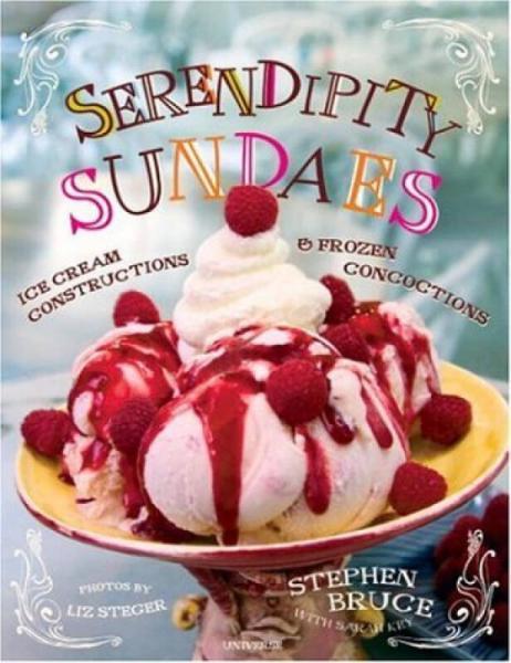 Serendipity Sundaes  Ice Cream Constructions and