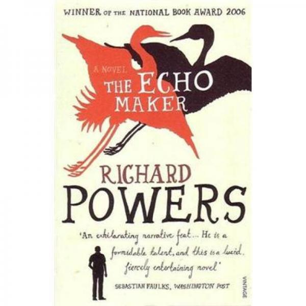 The Echo Maker. Richard Powers