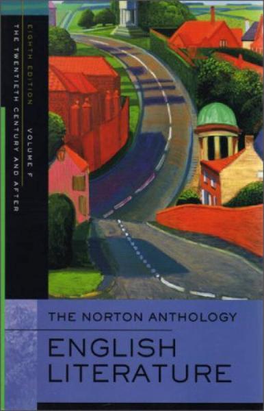 The Norton Anthology of English Literature, Volume F