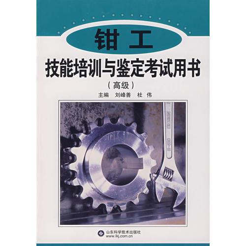 钳工技能培训与鉴定考试用书(高级)