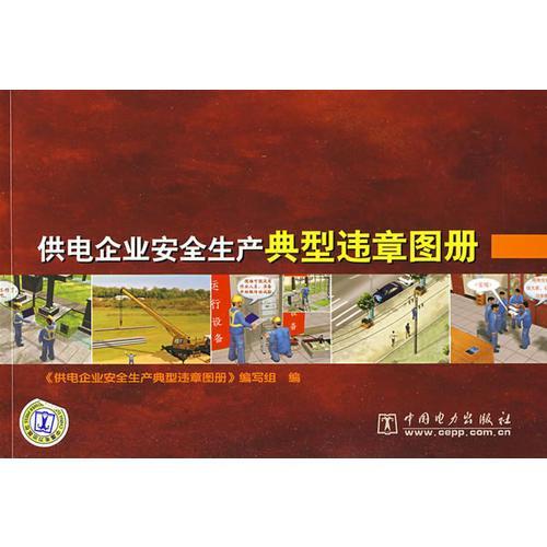 供电企业安全生产典型违章图册