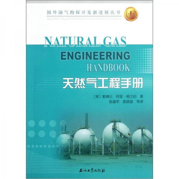 国外油气勘探开发新进展丛书:天然气工程手册