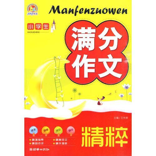 小学生满分作文精粹(手把手)(2010)