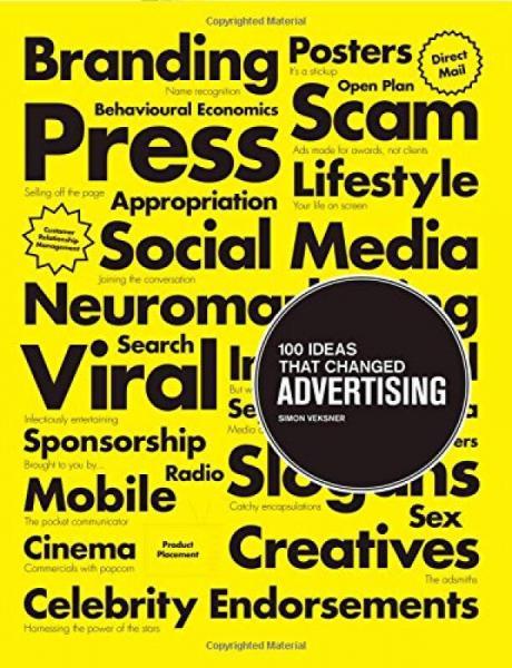 100 Ideas That Changed Advertising 100个点子改变广告