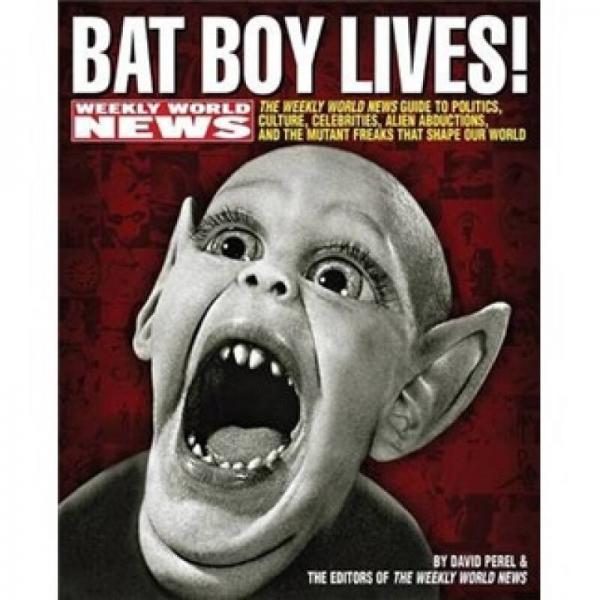 Bat Boy Lives!