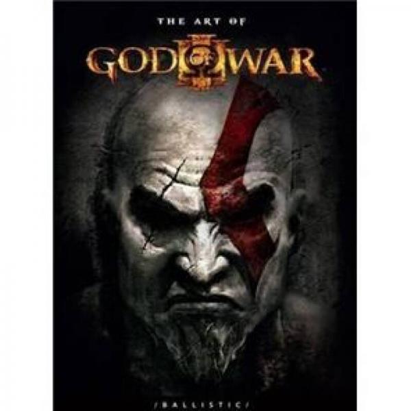 The Art of God of War III 英文原版