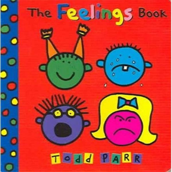 The Feelings Book (illustrated edition)