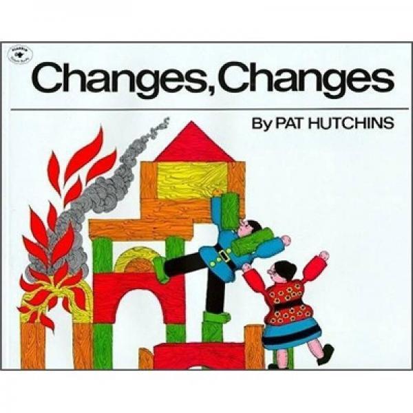 Changes, Changes  千变万化