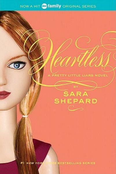 Pretty Little Liars #7: Heartless[美少女的谎言#7:无情]