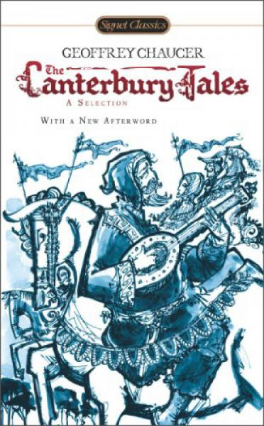 The Canterbury Tales: A Selection坎特伯雷故事集 英文原版