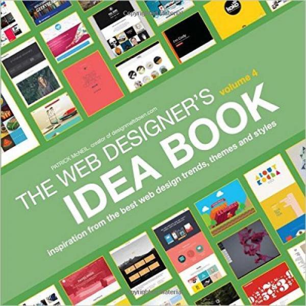 Web Designers Idea Book, Volume 4: Inspiration