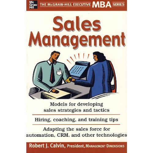 (销售管理)Sales Management