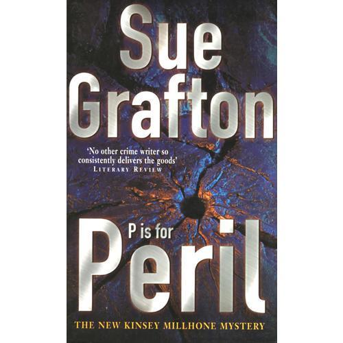 Sue Grafton Pis for peril
